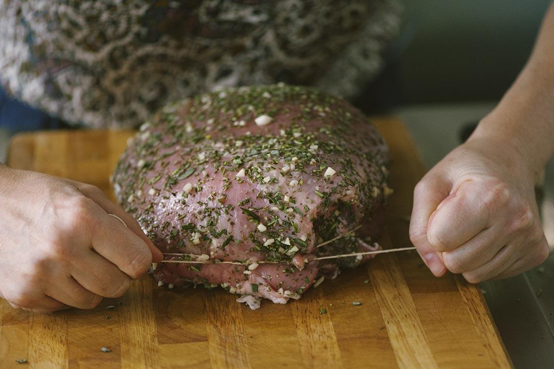 Tagli e cottura dell'arrosto