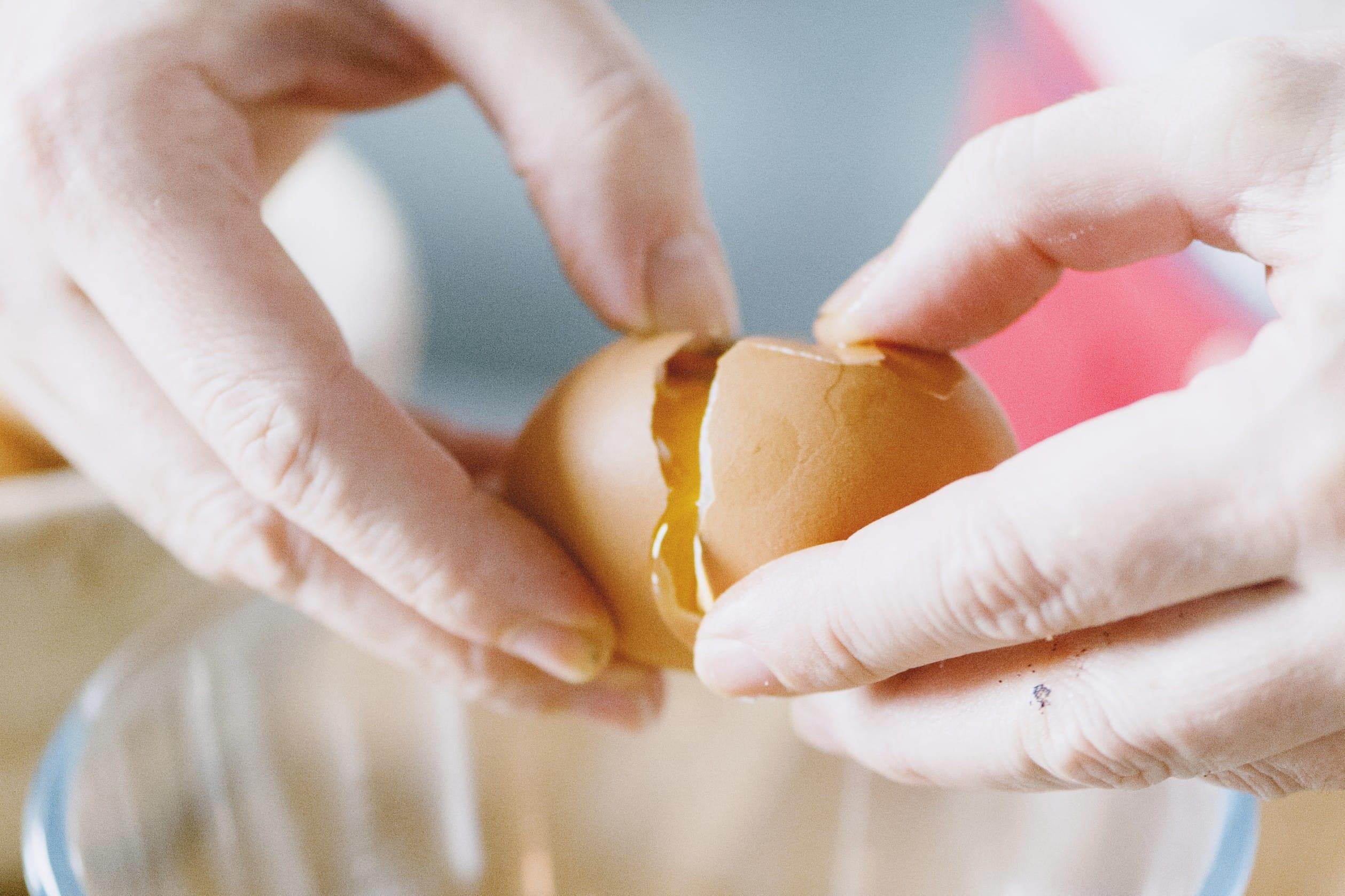 Come leggere il codice sulle uova