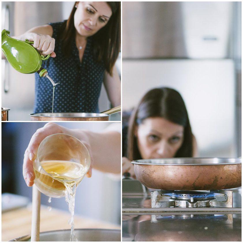 Pasta all'aglione come fare