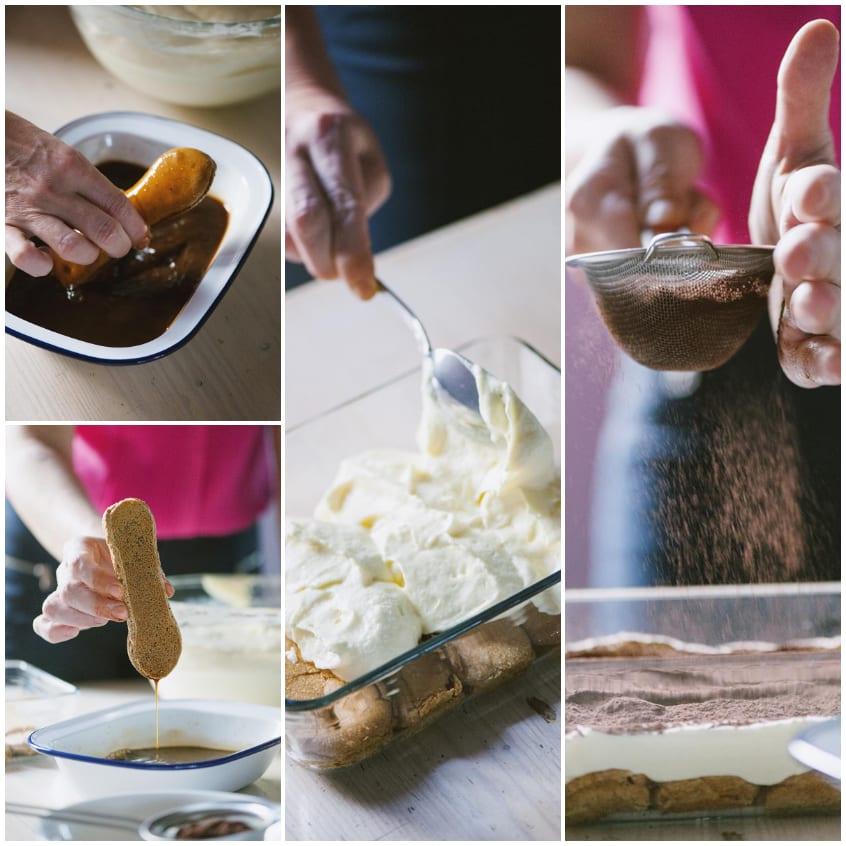 Il tiramisù è il dolce italiano più goloso