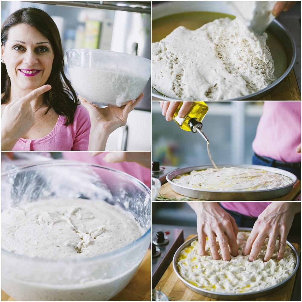 focaccia senza glutine grano saraceno