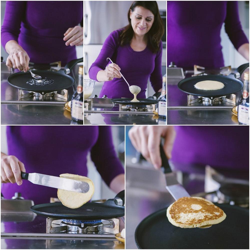 pancakes sciroppo acero