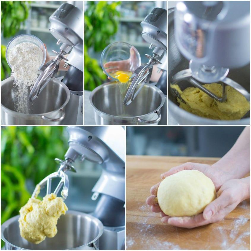 Cappellacci ripieni di patate