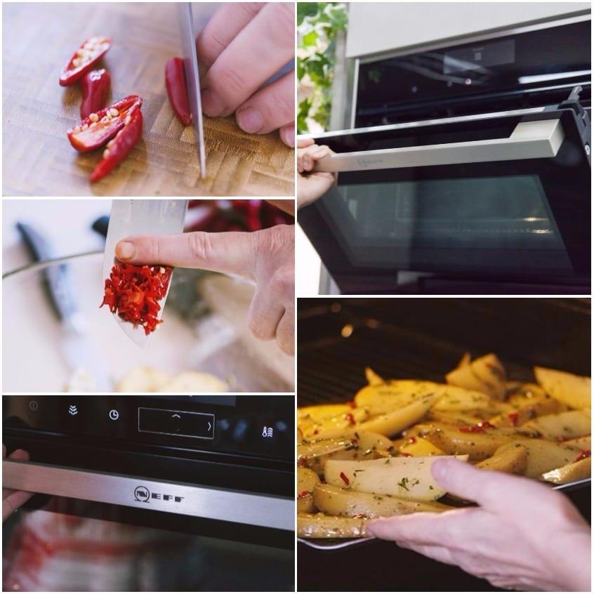 patate forno ricetta