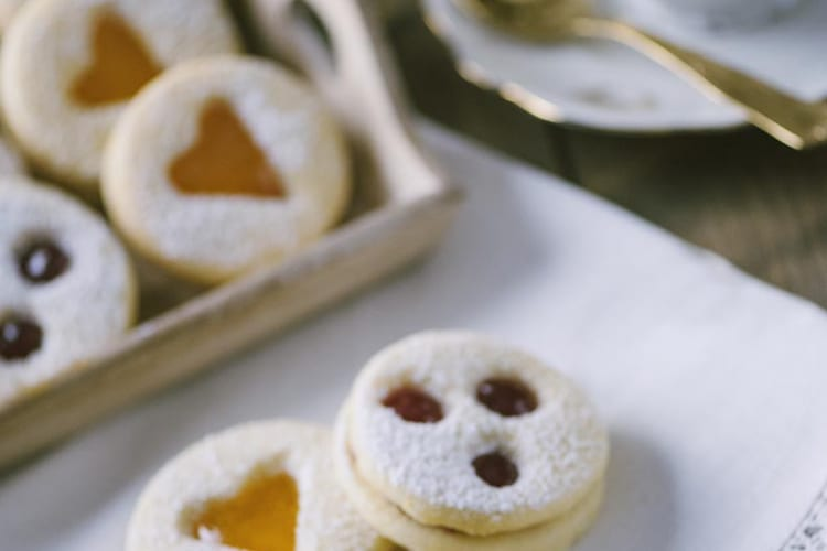Biscotti Di Natale Tirolesi.Biscotti Tirolesi La Ricetta Di Sonia Peronaci