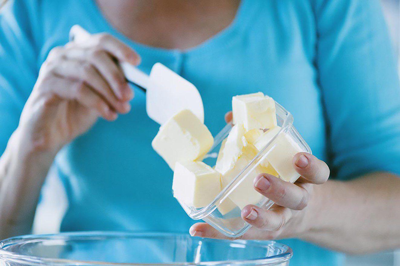 Come sostituire il burro nei dolci