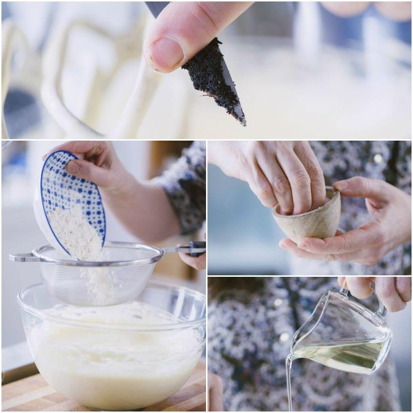 Pasta biscotto all'olio
