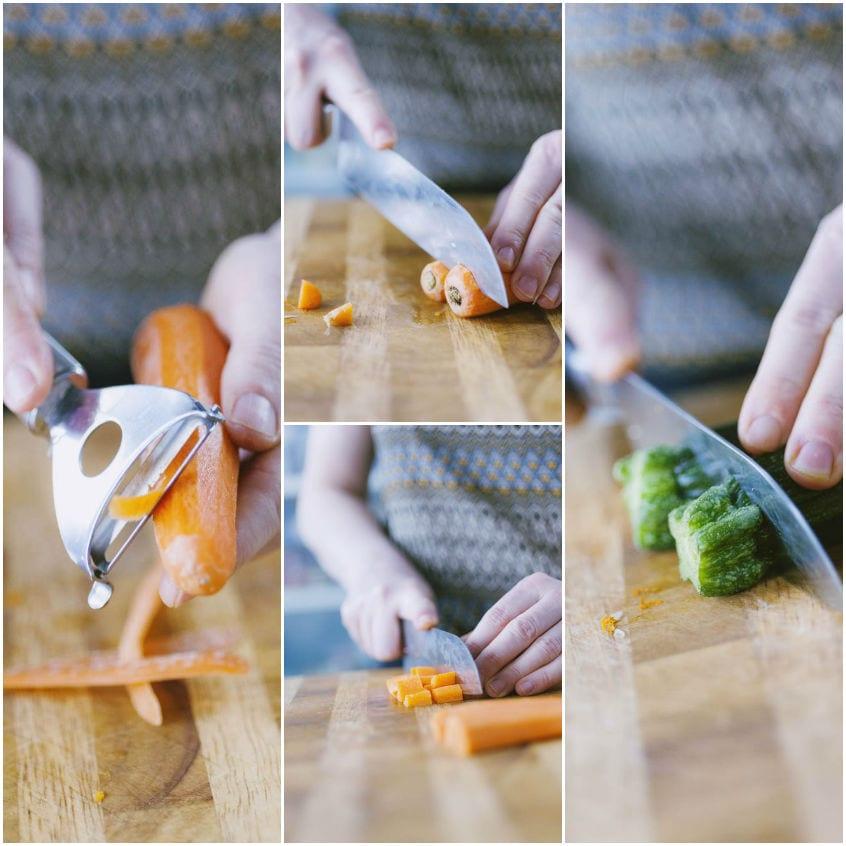 couscous di verdure