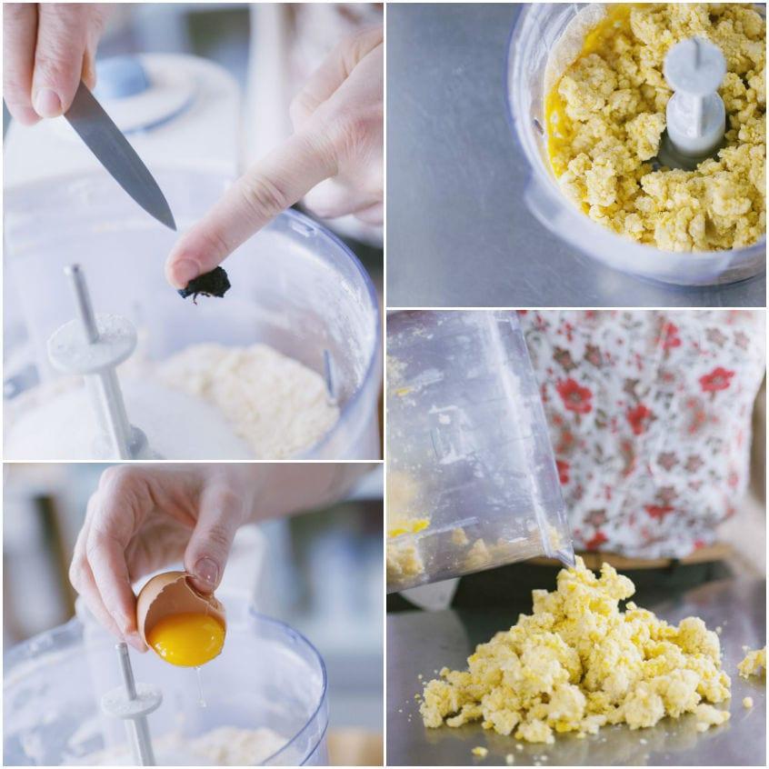 Crostata senza glutine con confettura di fragole