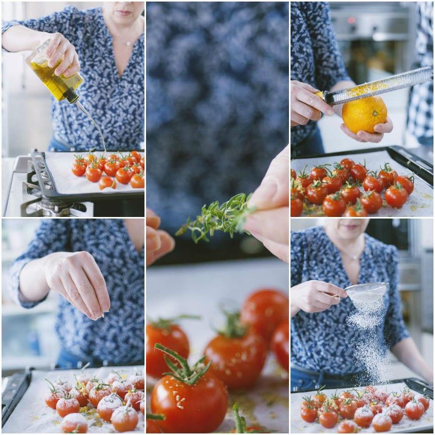 Ciambella salata con soppressata e fave