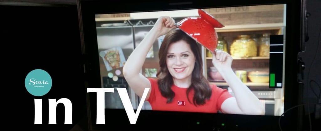 copertina speciale in TV