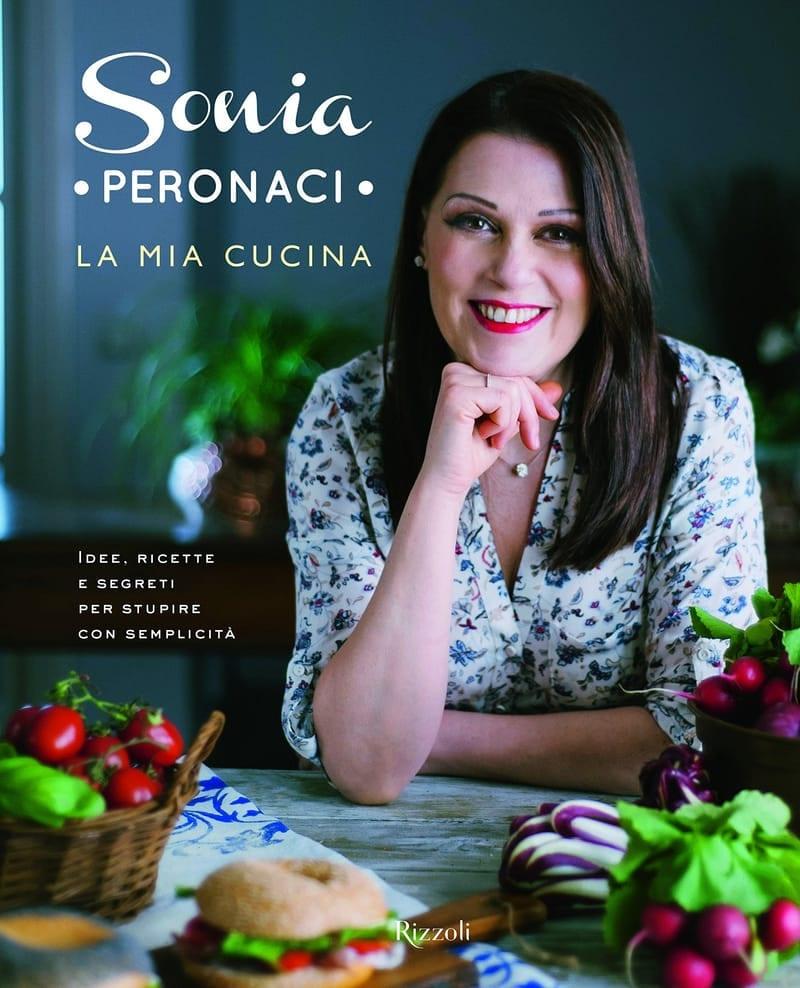 La mia cucina - acquista su Amazon il nuovo libro si Sonia Peronaci