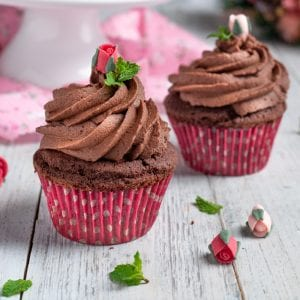 Cupcake al cioccolato