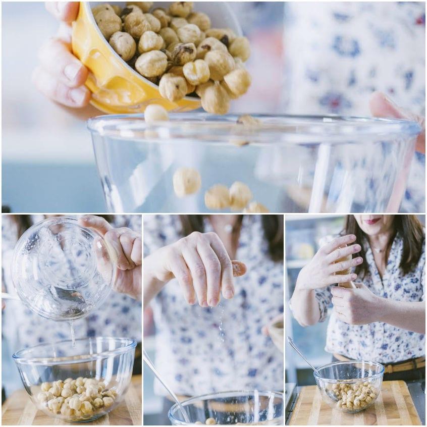 Frutta secca da aperitivo
