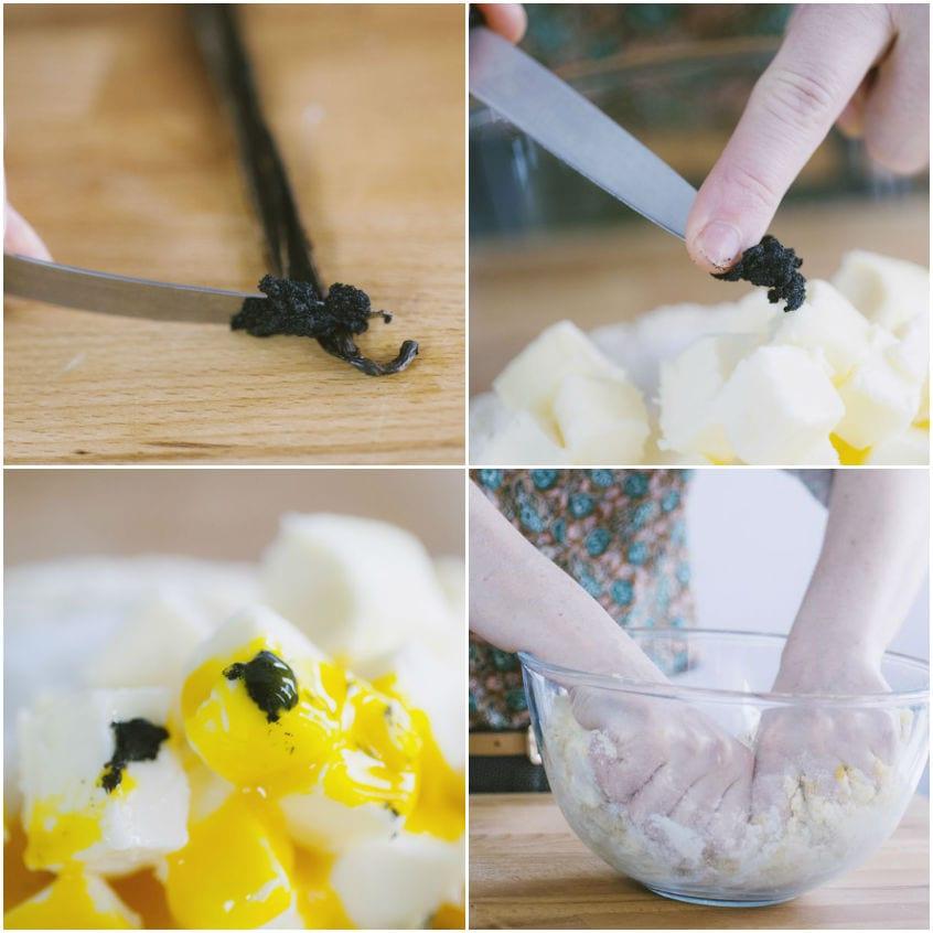 Kipferl alla vaniglia