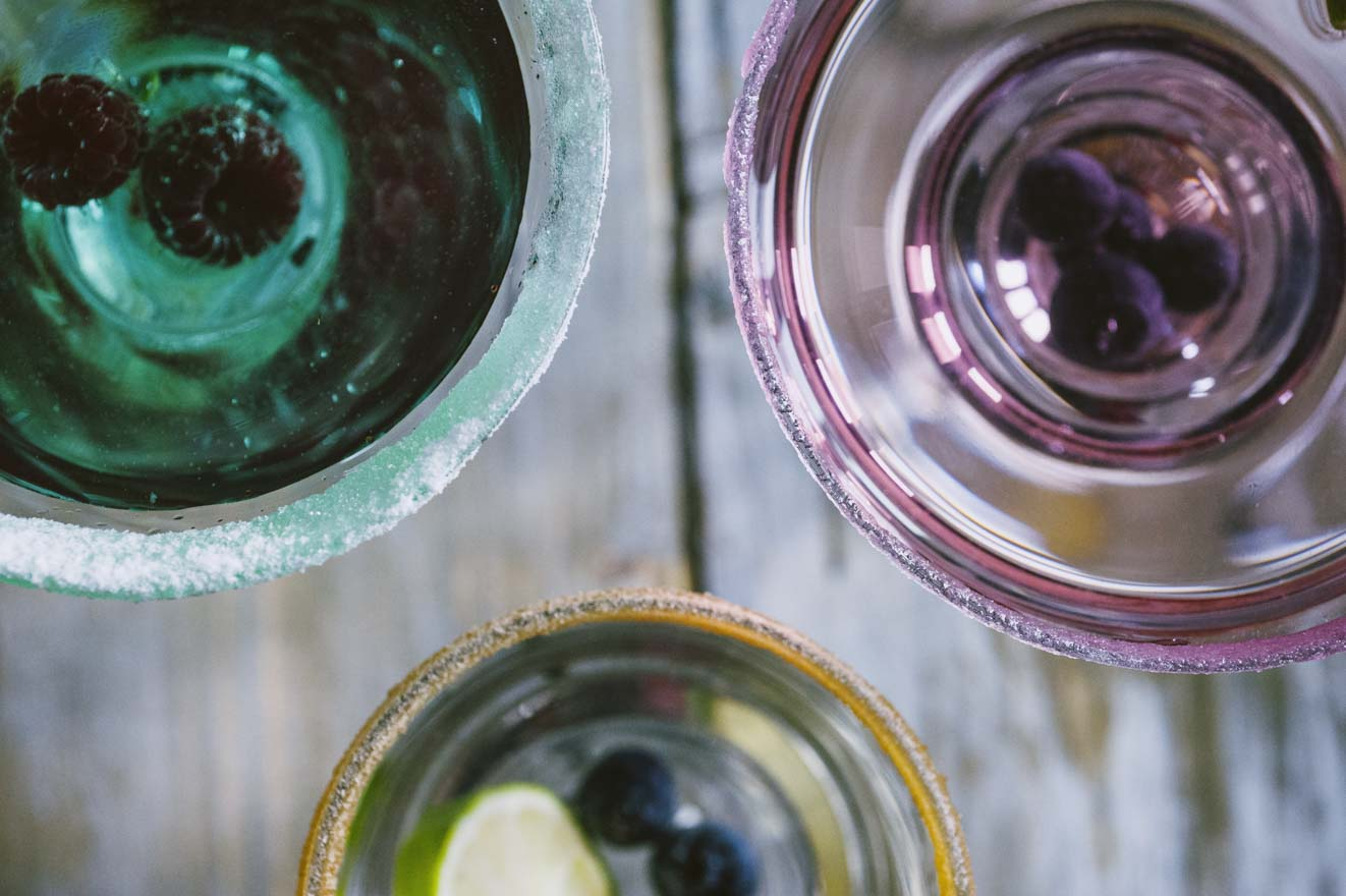 Come Decorare Con Lo Zucchero I Bordi Dei Bicchieri Sonia Peronaci