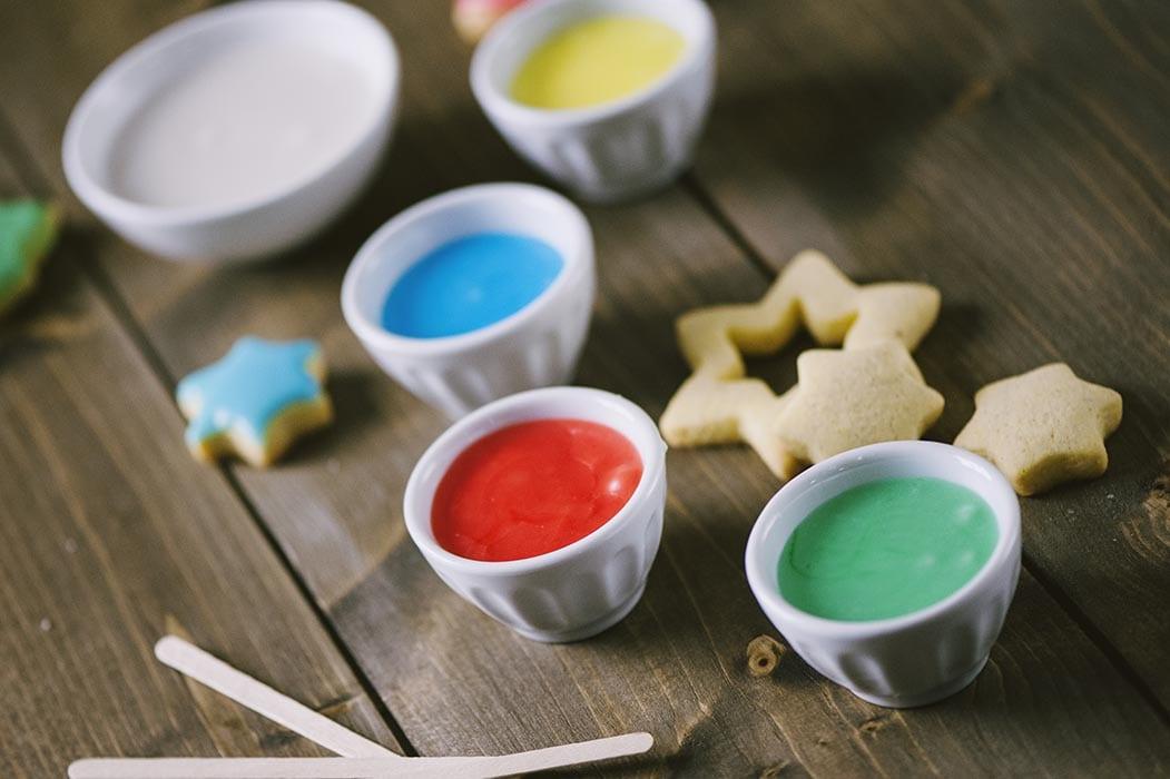 Come usare i coloranti alimentari, per ottenere tutte le sfumature che desideri