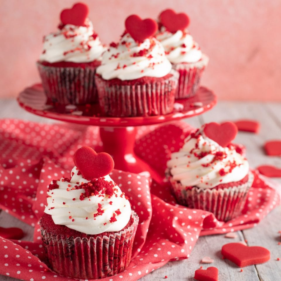 Ricetta Muffin Red Velvet.Red Velvet Cupcake La Ricetta Di Sonia Peronaci