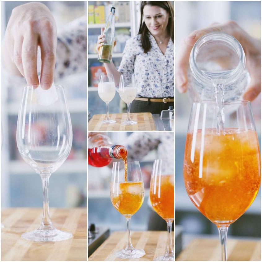 Spritz la ricetta di sonia peronaci for Bicchiere da spritz