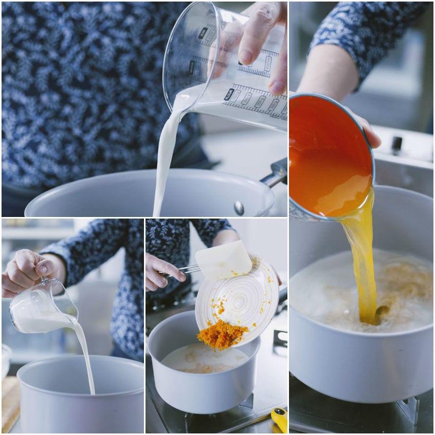 crema-pasticcieCrema pasticciera al mandarino
