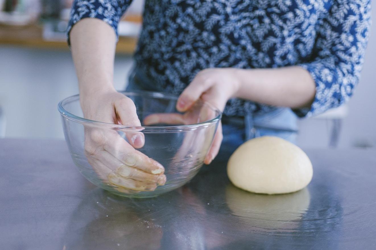 Latte di kefir in cucina