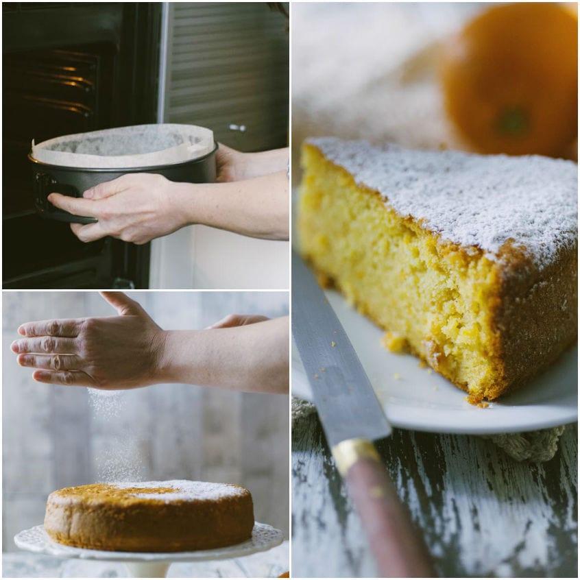 Pan d'arancia