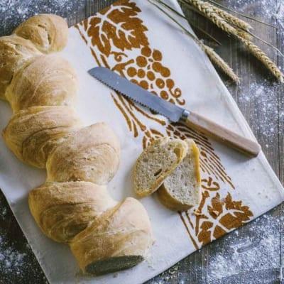 Spiga di pane, fragrante e genuina