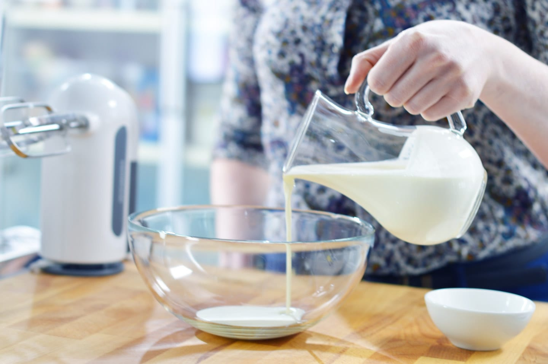 Tutti i tipi di latte