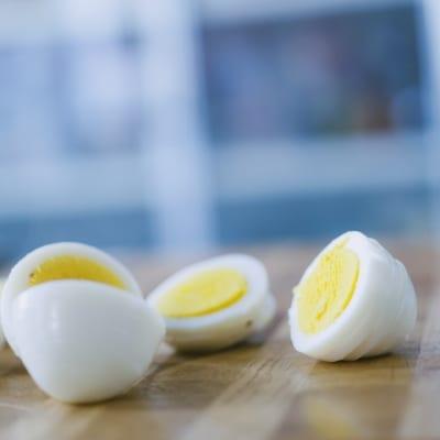Uova sode: i tempi di cottura