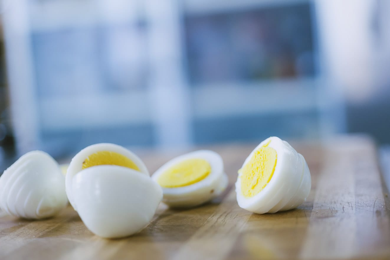 Uova sode i tempi di cottura