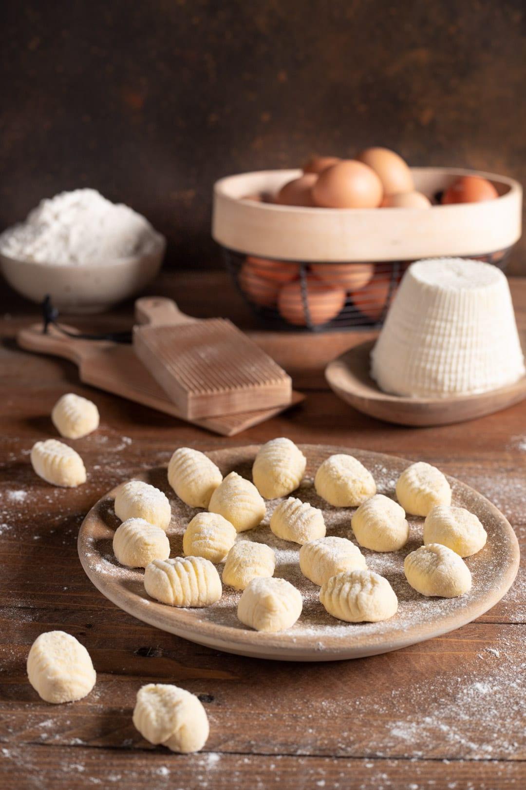 Ricette Di Gnocchi Con La Ricotta.Gnocchi Di Ricotta Ricetta Facile Con Pochi Ingredienti