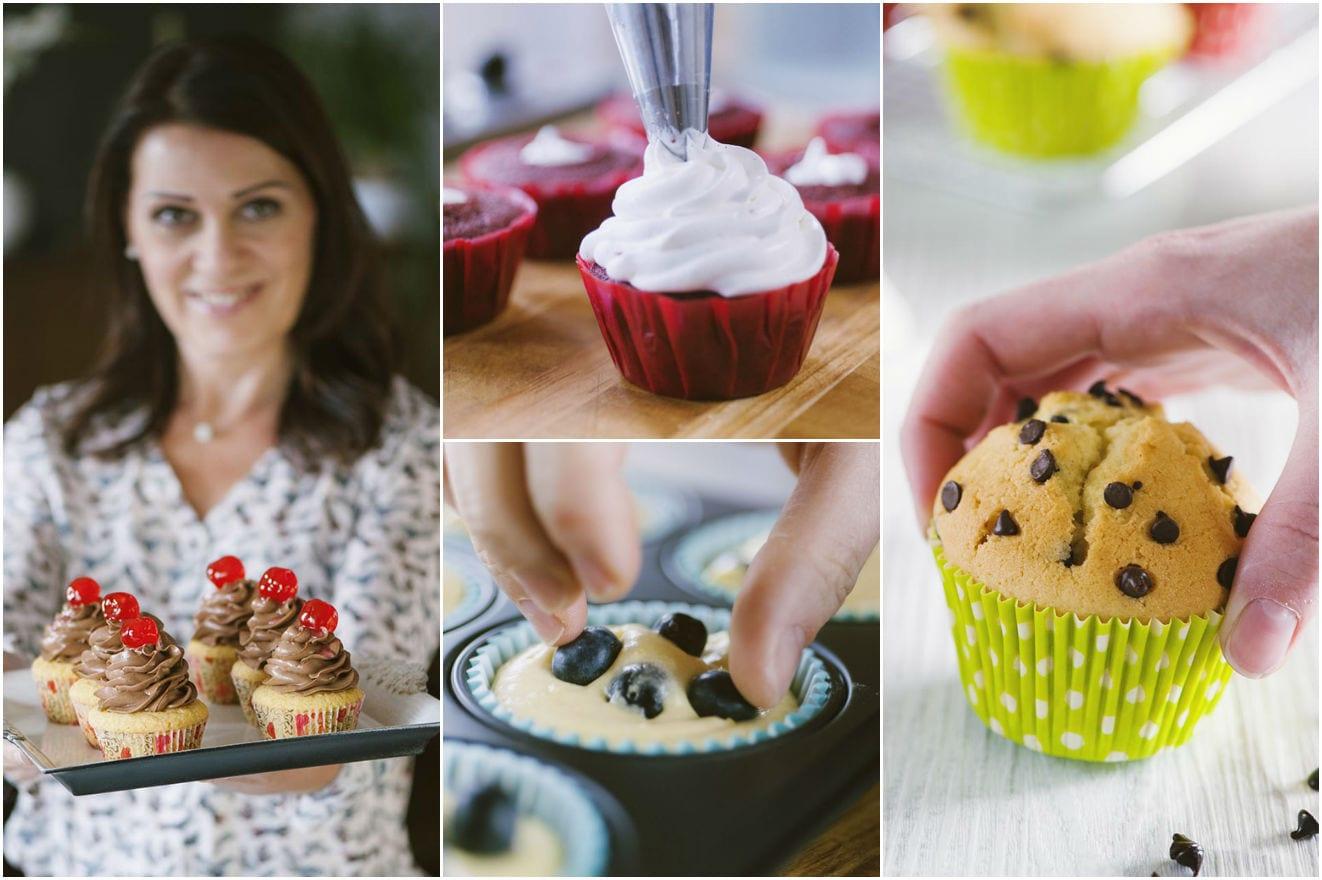 Differenza tra muffin e cupcake