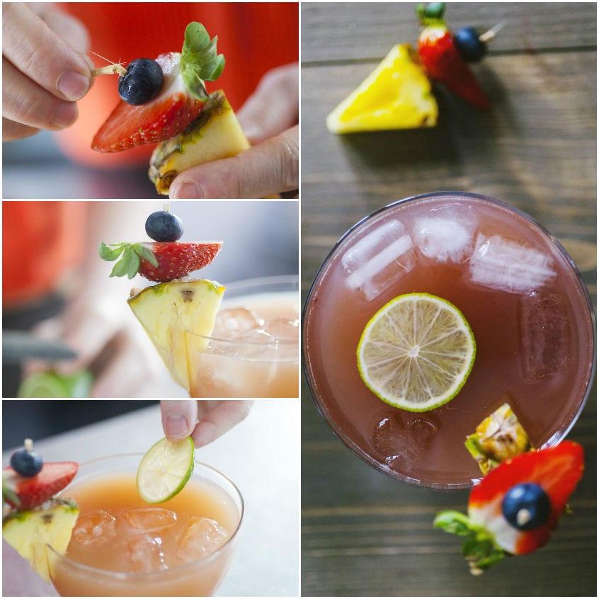 Analcolico alla frutta