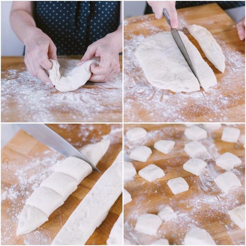 pasta lievitata fritta ricetta