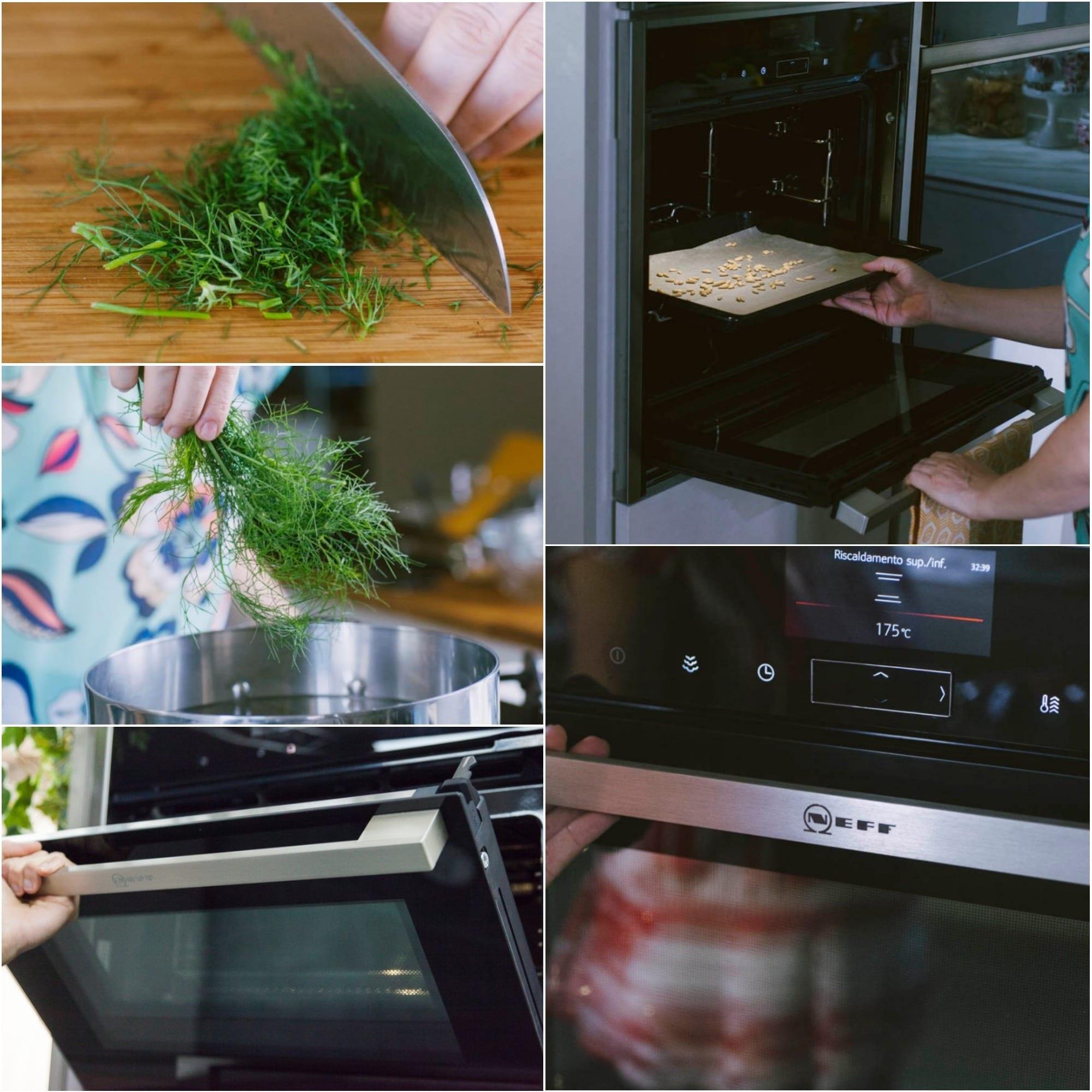 pasta sarde ricetta