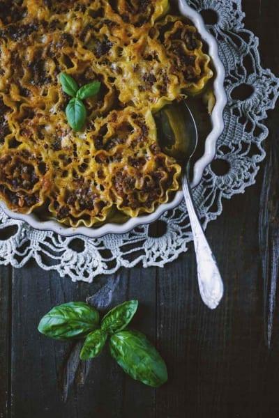 Roselline di lasagne