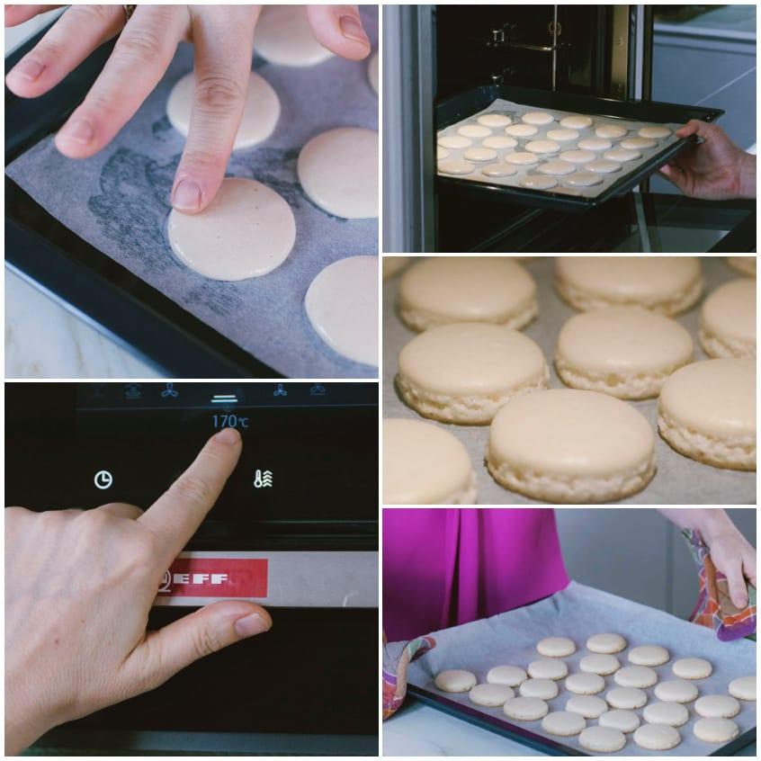 macarons ricetta veloce