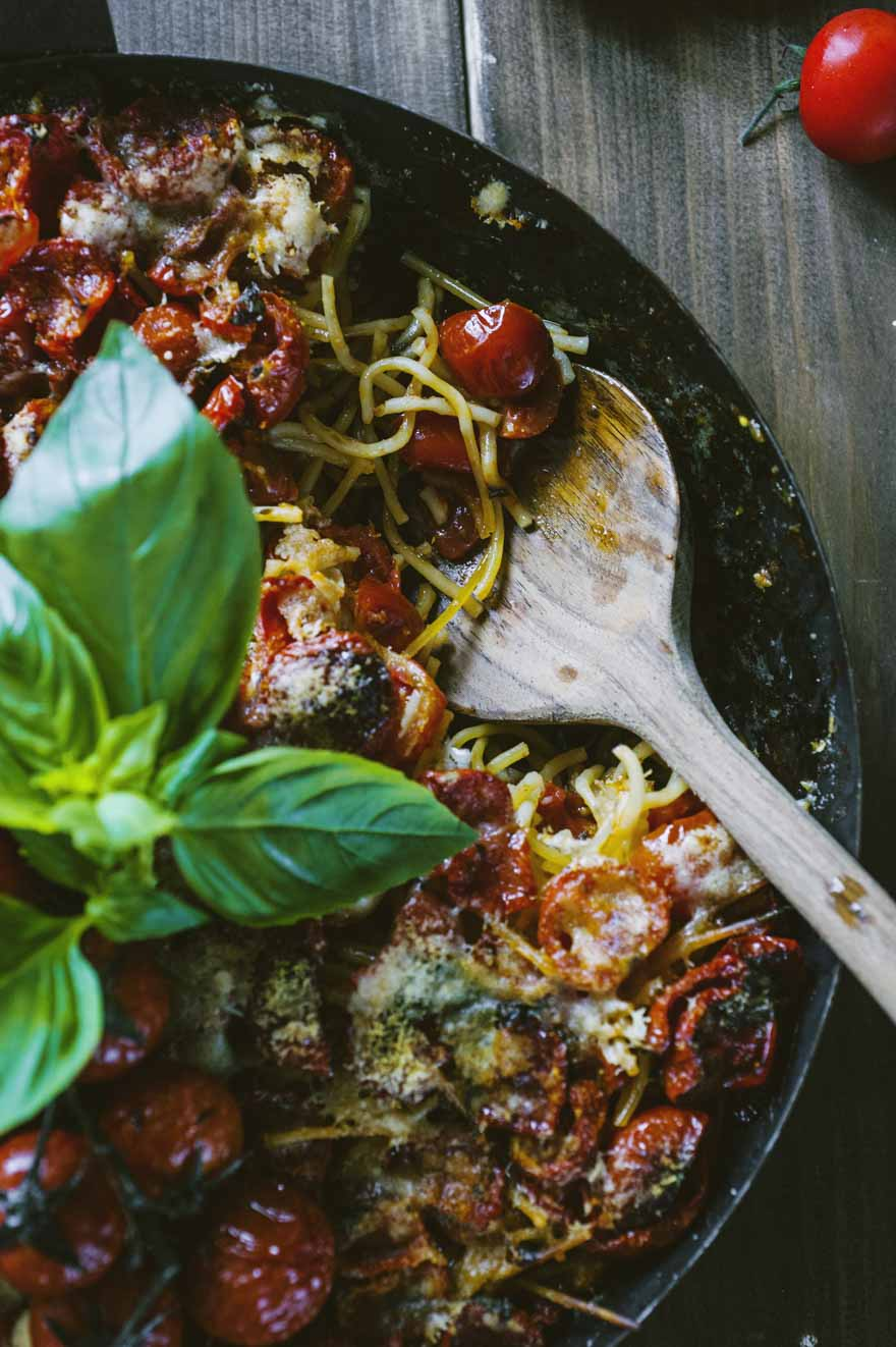 Spaghetti arraganati