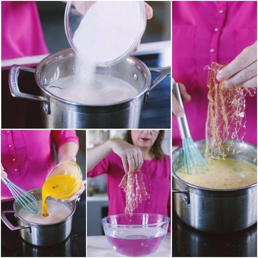 come fare budino vaniglia