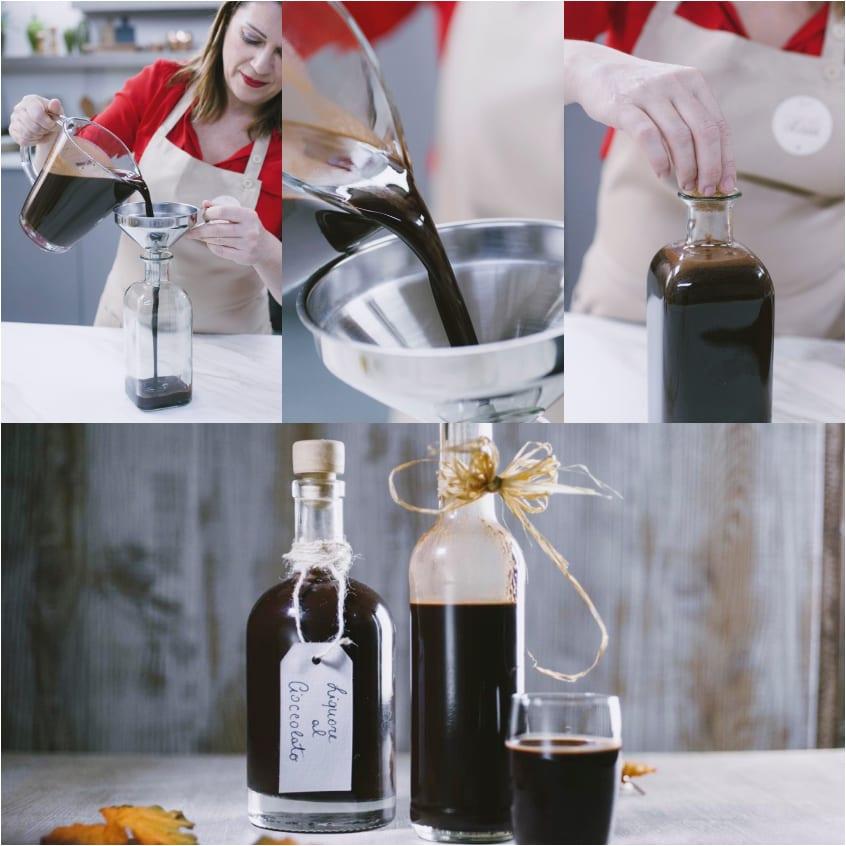 liquore nutella