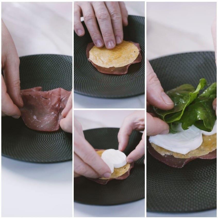 millefoglie bresaola ricetta