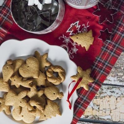 Biscotti Semplicissimi al miele di acacia