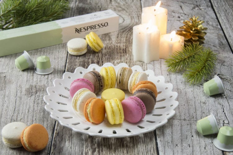 Variations Paris Macarons