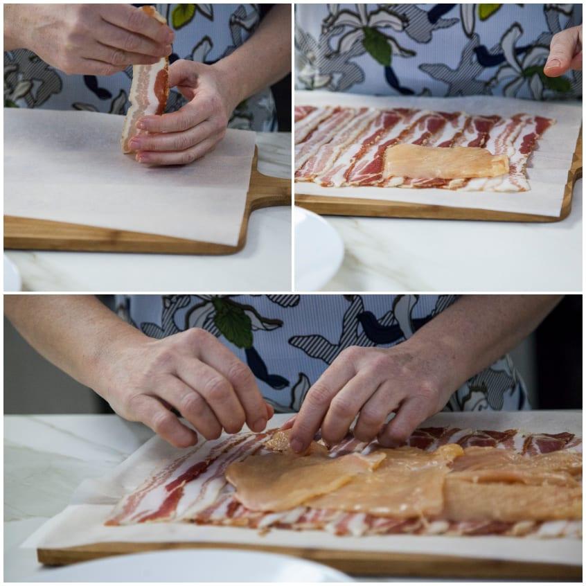 Come fare un rollè di pollo