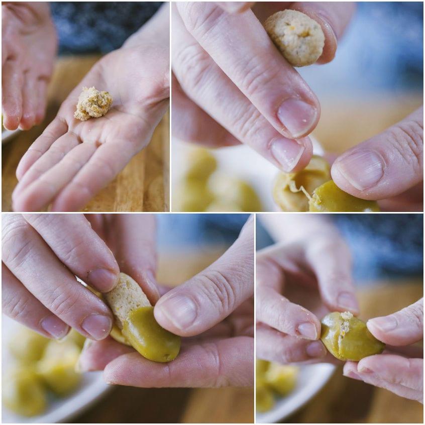 olive ricetta