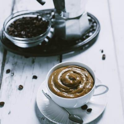 Crema pasticciera al caffè