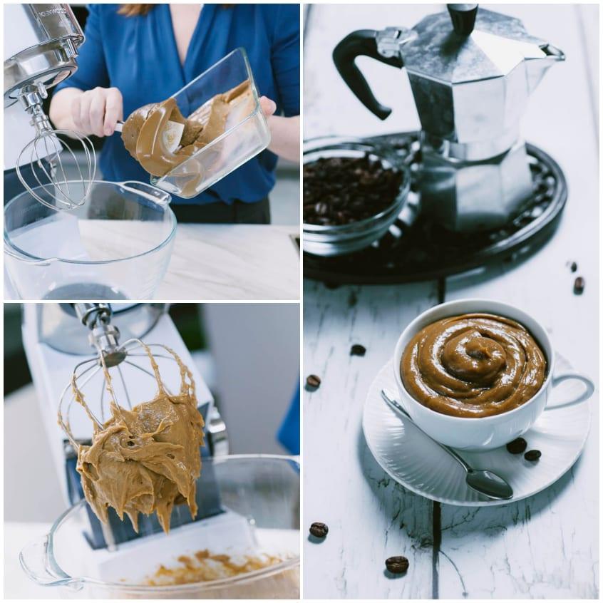 Crema pasticcera caffè semplice