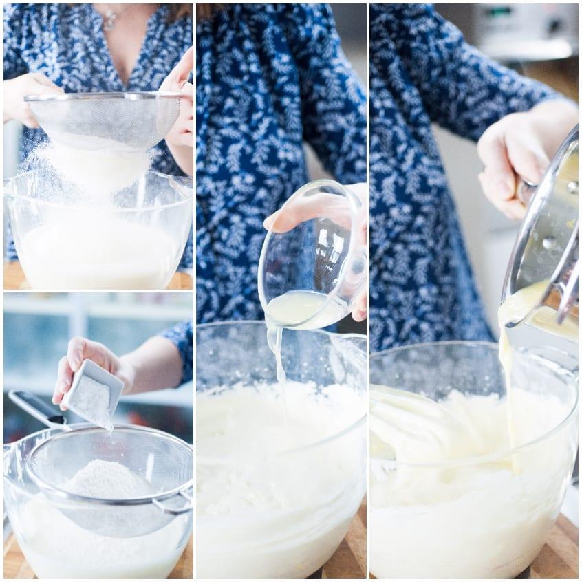 torta al latte soffice