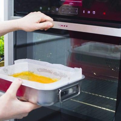 frittura al forno