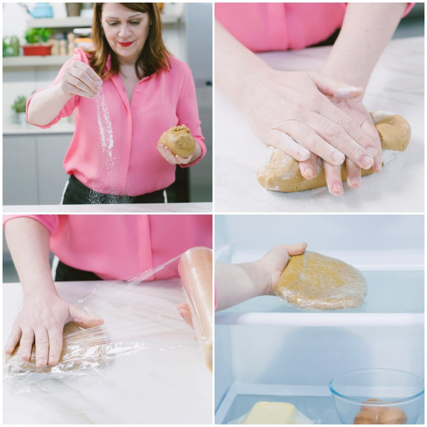 crostatine con ananas